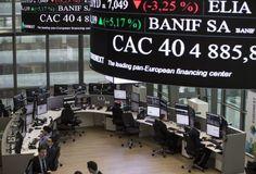 Neuigkeit:  http://ift.tt/2GiTYaY Europäische Börsen geben deutlich nach Öl teurer #story
