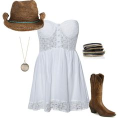 Country Concert, Maxie and I could wear this to the Brothers of the Sun concert in a few weeks