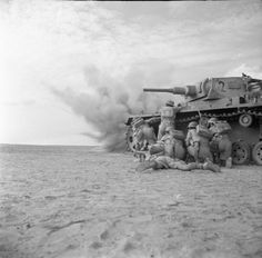 NOV 2 1942 El Alamein – the Eighth Army launches 'Supercharge' WWII Today El Alamein soldiers under fire