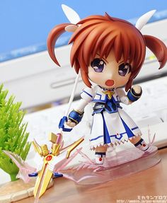 Magical Girl Lyrical Nanoha:Nendoroid Nanoha Takamachi