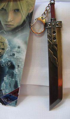 Final Fantasy Keychain FFKY7352