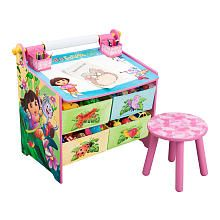I need to get my daughter one of these  Dora the Explorer Art Play Table