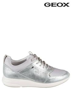 Geox | Ophira | Sneakers | Silver | MONFRANCE Webshop