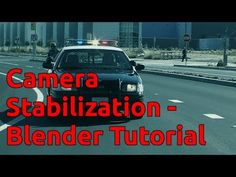 Camera Stabilization - Blender Tutorial - YouTube