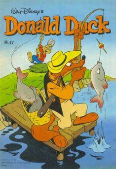 Cover for Donald Duck (Oberon, 1972 series) Donald Duck Characters, Cover, Dutch, Comic Books, Cartoon, Disney, Dutch People, Dutch Language, Cartoons
