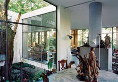 Lina Bo Bardi house via dwell.com