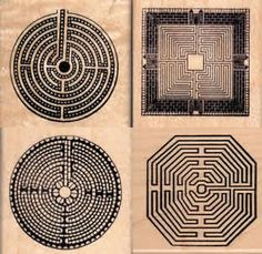 The Labyrinth Collection - Amiens, Chartres, Orbe, Ravenna