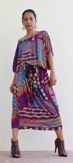 Boho Maxi Dress by Nuichan, $57.00