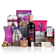 Virginia Hayward Hampers, Since 1984 Traditional Hampers, Christmas 2014, Christmas Gifts, Wicker Hamper, Christmas Hamper, Mulled Wine, Winter Warmers, Good Company, Storage Baskets