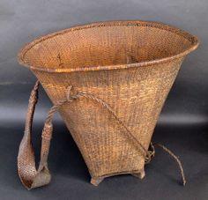 Naga Burden Basket