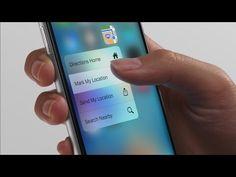 Vídeo-presentación del funcionamiento del 3D Touch en el iPhone 6s - http://www.actualidadiphone.com/video-funcionamiento-del-3d-touch/