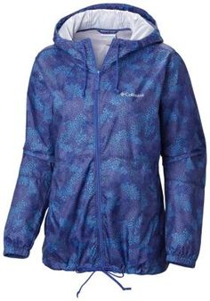 66b72d4533 Women s Flash Forward™ Printed Windbreaker Jacket