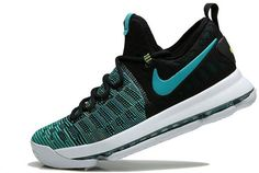 finest selection 032b4 814e1 Where To Buy KD 9 IX 843392 300 Birds of Paradise Black Clear Jade Mens  Basketball Shoes 2018 Wholesale