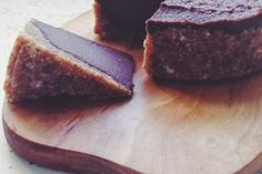 "Mini Raw Vegan Chocolate Walnut ""Cheesecake"" recipe on Food52"