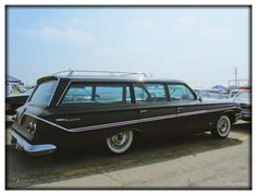 61Chevy Belair Wagon...