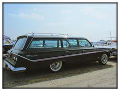 61Chevy Belair Wagon...