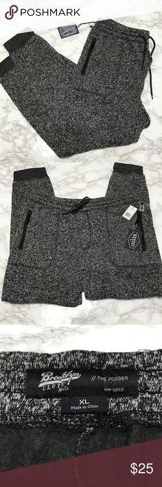 43667090df1f Brooklyn Cloth The Jogger Mens Sweatpant Brooklyn Cloth -