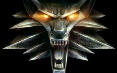 The witcher 2 medallion hd wallpaper