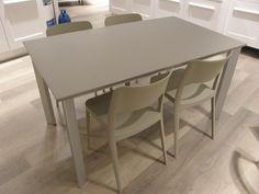 Tavolo Lube Modello Orione Sconto 50 | Tavolo moderno, Outlet e Moderno