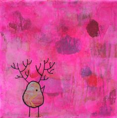 ToBeStudio presents: the Pink by Galina on Etsy