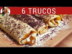 Masa para panqueques SIN harina ni azúcar / Postres Light - Recetas Light - YouTube