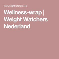 Wellness-wrap | Weight Watchers Nederland