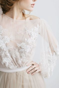 Свадебное платье «Линда» Рара Авис— купить в Москве платье Линда из коллекции Веддинг Блум 2016 года