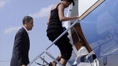 Anonymous - Look What Happened Immediately After Obama Got On His Plane