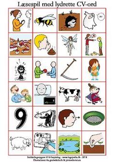 I dette spil er der 24 lydrette ord, som du kan bruge til den allerfrste lsning. Ls mere p http://wp.me/p1wkoS-j3 ...