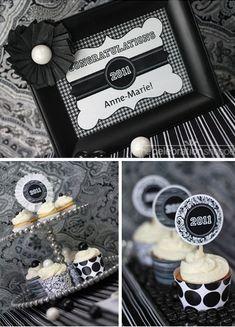 imagenes de mesas dulces para bodas en blanco y negro - Buscar con Google