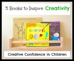 Encouraging Confidence and Creativity in Children at Buggy and Buddy. Art journaling, sketchbooks, and three great books = awesome advice!