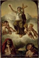 Esquisse pour la Vierge du Sacré-Coeur | Musée du Louvre | Paris