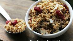 Baked Honey Granola Recipe - Genius Kitchen