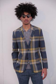 David Hart #Menswear Fall/Winter 2016/2017 #NewYork http://accessrunway.com/index.php/new-york/photo-galleries/fall-winter-2016-2017-menswear-runway-shows/8376-david-hart-menswear-fall-winter-2016-2017-new-york #davidhart #nyfw #runway #fashionshow