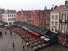 Brugge, Belgium -- November