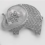 Elephant Trivet - Ffi