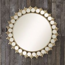 Round Mirrors | Wayfair