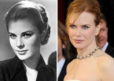 Nicole Kidman llevará a la gran pantalla una de las épocas más difíciles de Grace Kelly #movies #film #actress #people #celebrities