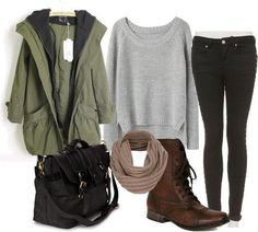 Comfy school outfits, trendy outfits for teens, lazy outfits, style outfits, Trendy Outfits For Teens, Lazy Outfits, Mode Outfits, Casual Outfits, Girl Outfits, School Outfits, Fashion Outfits, Fashion Clothes, Scarf Outfits