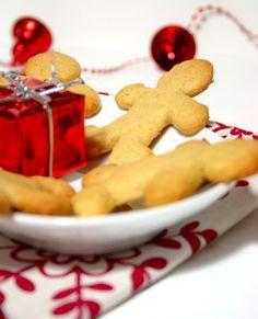 Cinco Quartos de Laranja: Bolachinhas de gengibre para oferecer no Natal