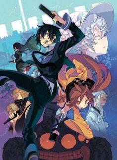 Black Bullet, Anime Manga, Anime Art, Science Fiction, Gekkan Shoujo, Fandom, Light Novel, Anime Shows, Me Me Me Anime