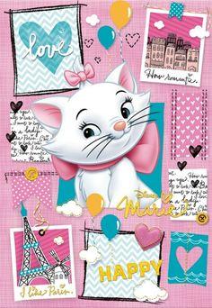 Yes, You are Darling. Disney Cats, Disney Pixar, Marie Cat, Gata Marie, Nickelodeon Cartoons, Wallpaper Iphone Disney, All Things Cute, Cute Cartoon Wallpapers, Disney Pictures
