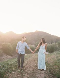 Whimsical + Romantic Engagement Session: Laura + Rob | Green Wedding Shoes Wedding Blog | Wedding Trends for Stylish + Creative Brides