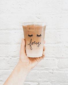 Coffee then focus.