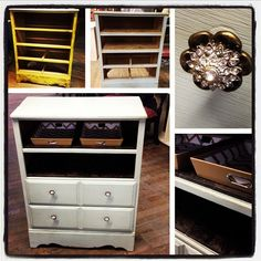 This is the definition of a rescued piece using the Amy Howard At Home One Step Paint #functioningrestoraholic #restoraholic #remporium #LoveTheKnobs #amyhoward #Credenza
