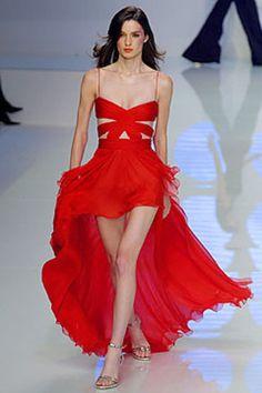 valentino vestidos rojos - Buscar con Google