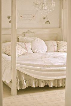 Sagolika sinnen: sovrum
