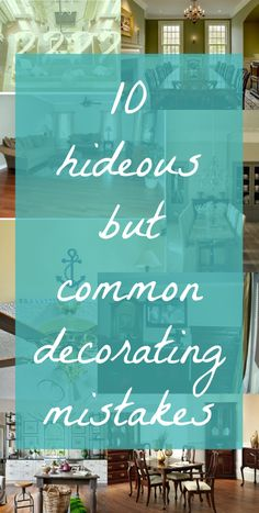 common decorating mi