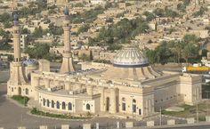 al nida mosque, baghdad Iraq