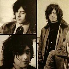 Jimmy Page -- Led Zeppelin